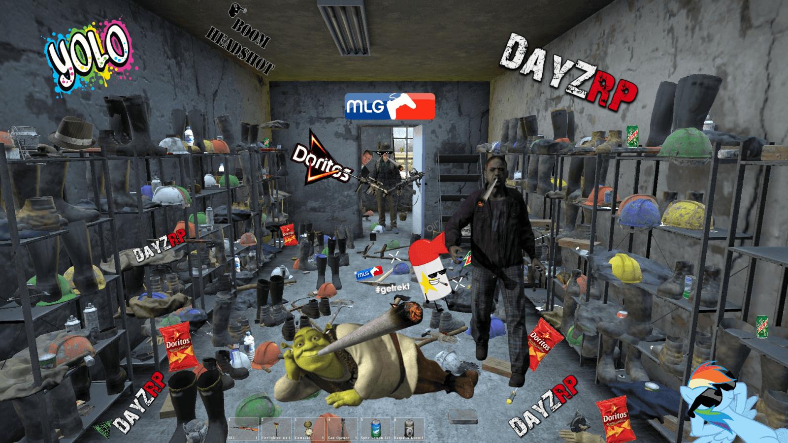 DayZRP Meme