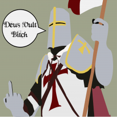Deus Vult Bitch