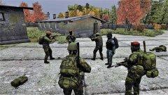 Zelenogorsk Military Outpost