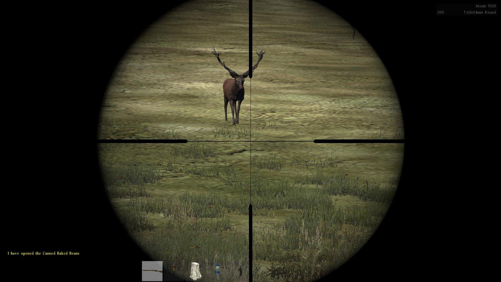 DayZ huntin'