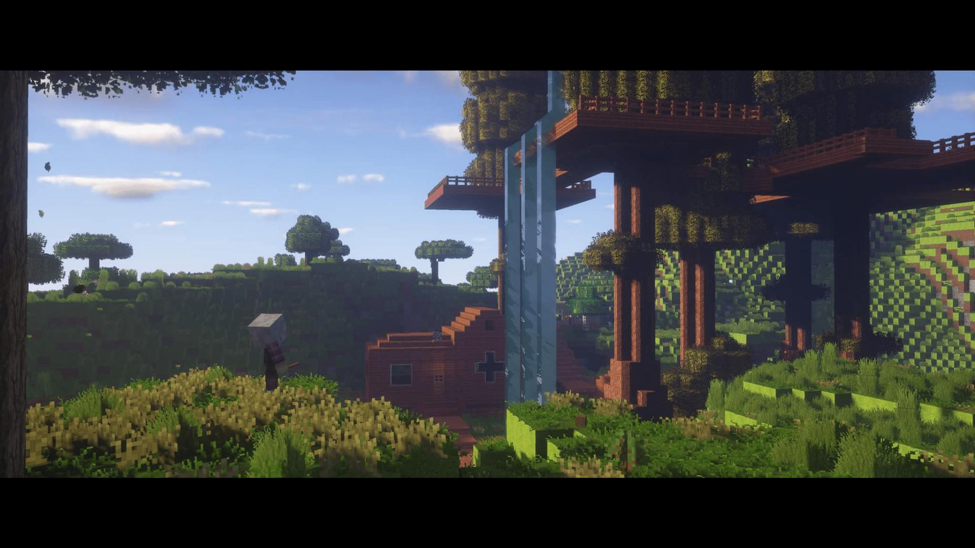 Post your Minecraft builds - Minecraft - DayZRP