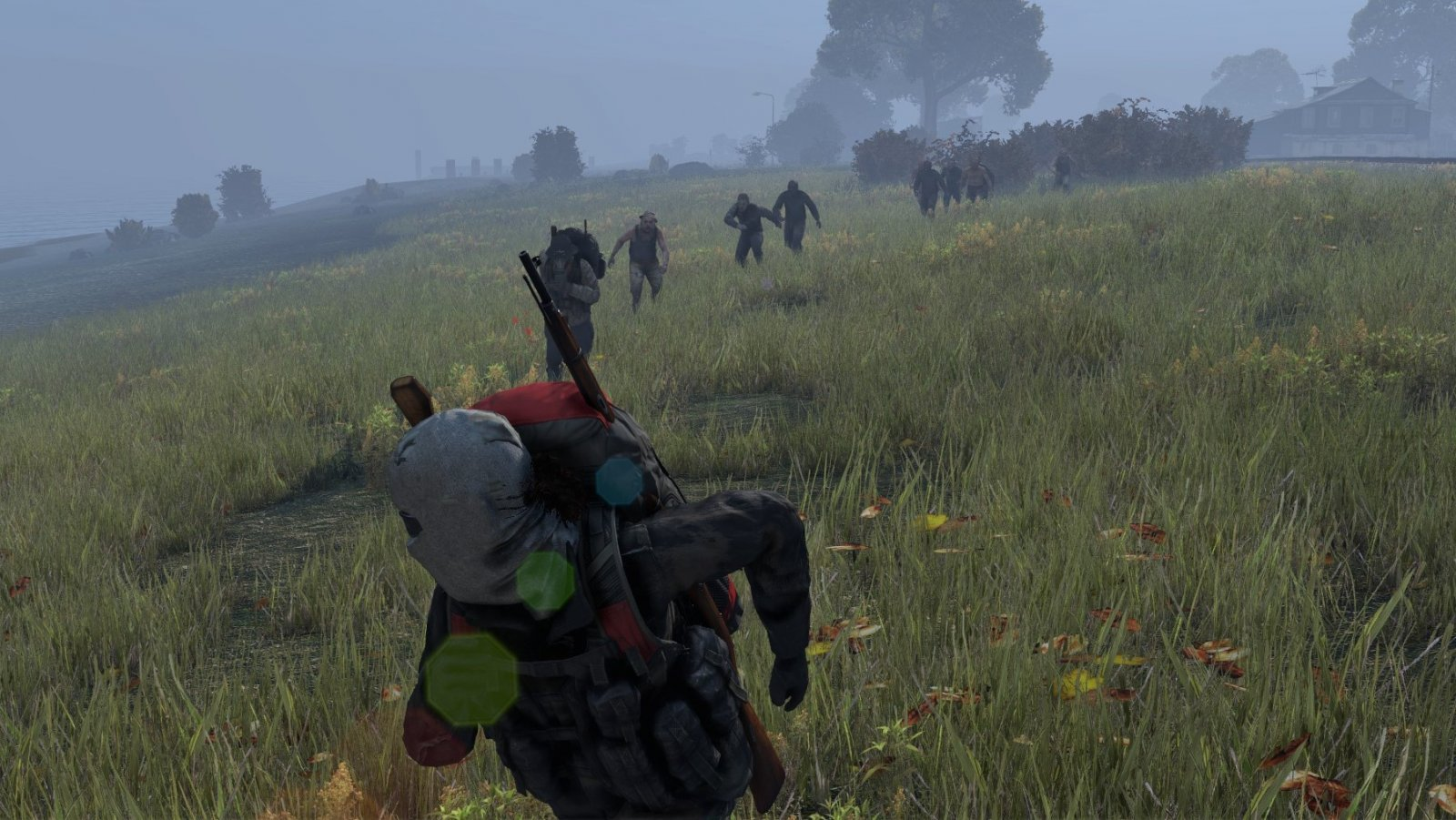 Hella Zombies