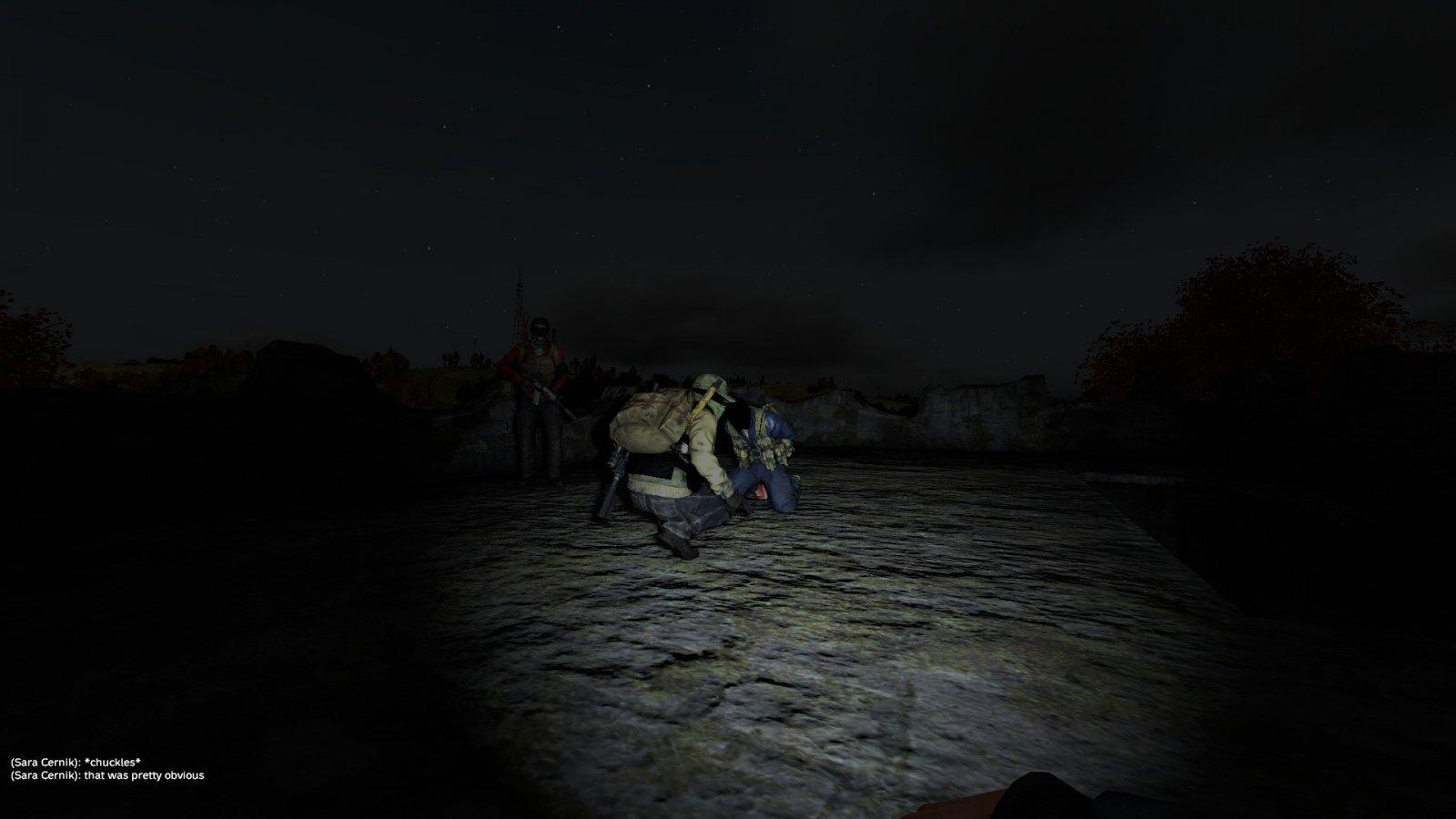 Raw Screenshots from DayZRP