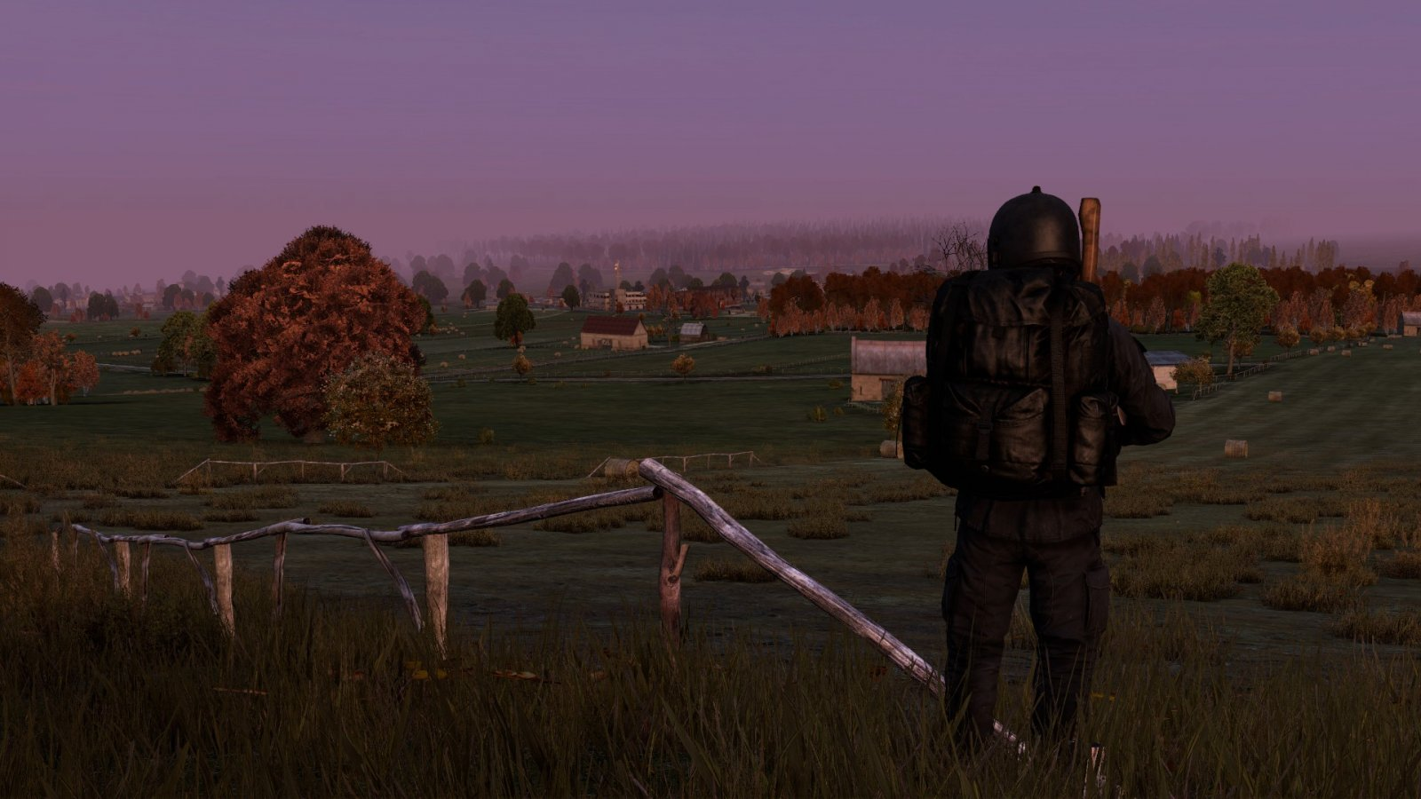 The Remnants Journey Through Chernarus!