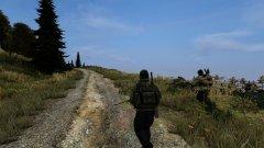 Cliffside jog