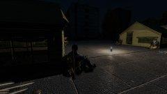 Quiet night at the camp