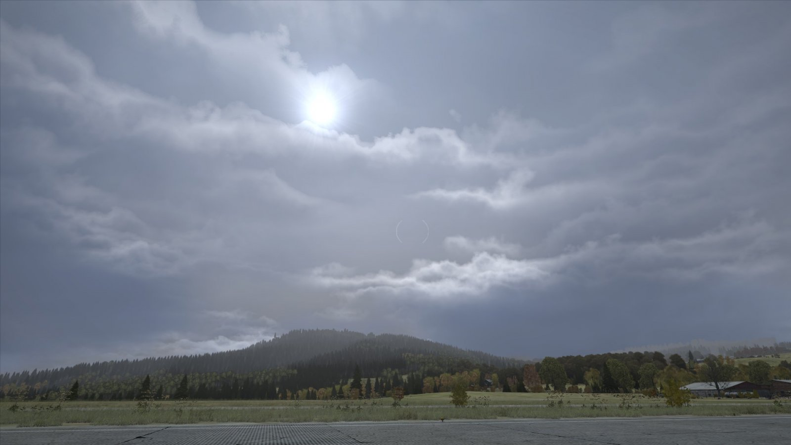 Silhouette of Klen