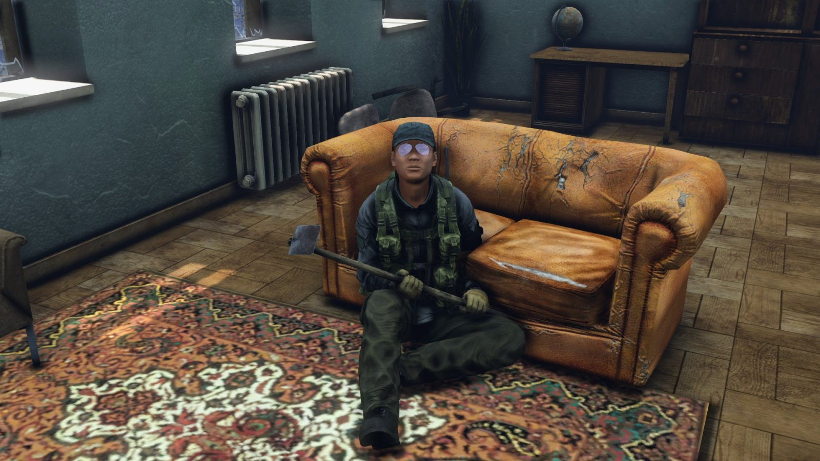 Colman finds a second casting couch.