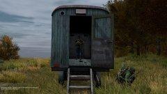 Caravan hostage