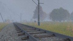 Sad Rain Zombie 1