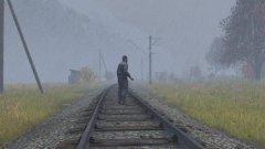 Sad Rain Zombie 2