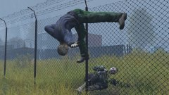 Sad Fence Zombie ft. Shocked Ground Zombie