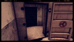 Sealed Basement Door