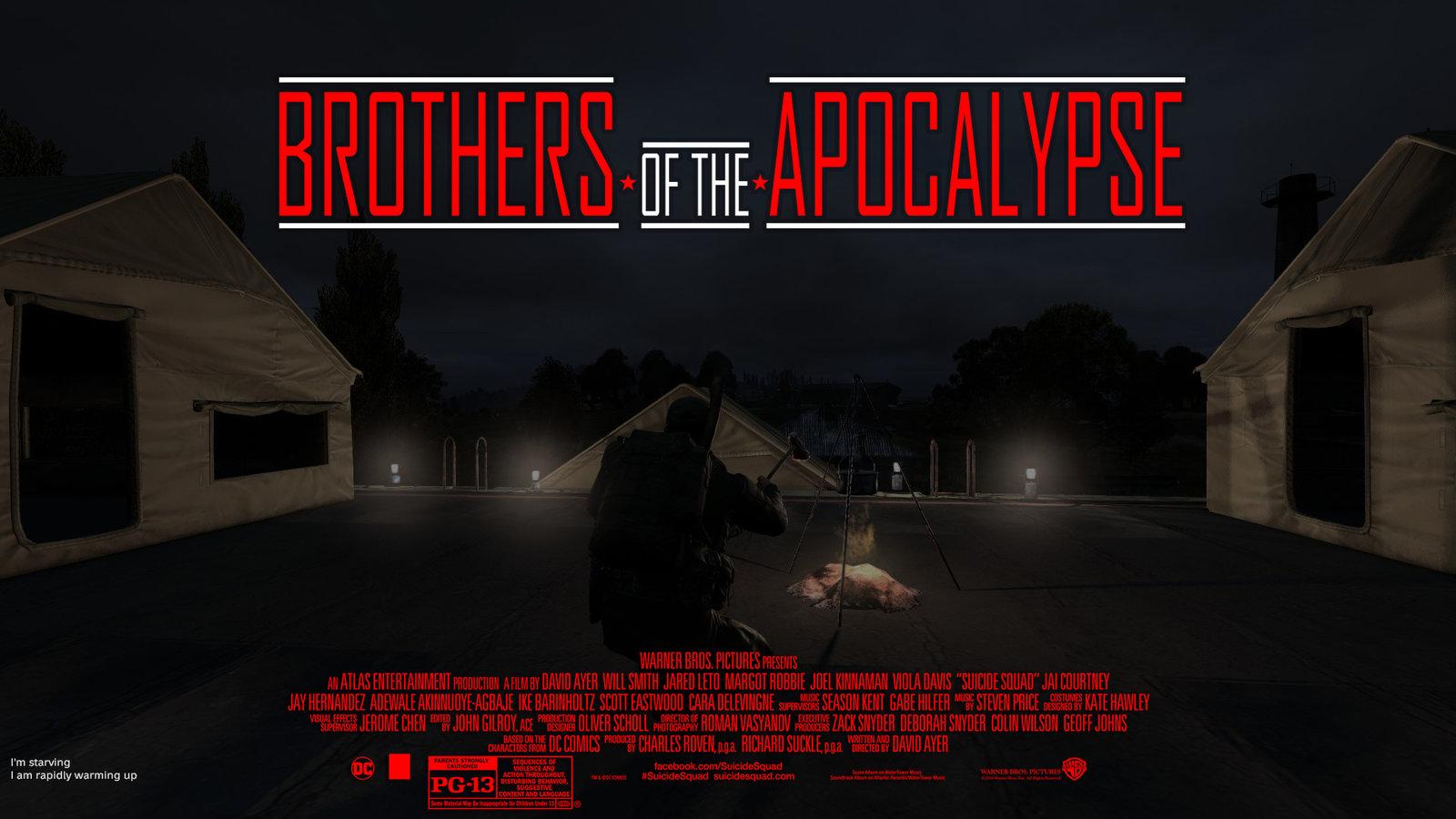 Brothers Of The Apocalypse movie postr