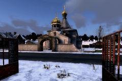 Lopatino Church