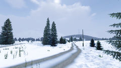 Green Mountain Postcard