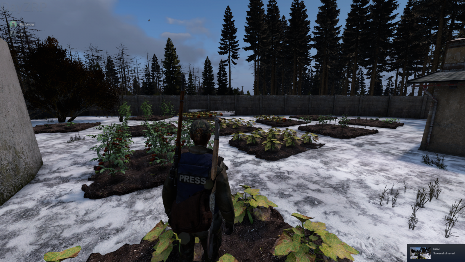 Farming with GMR