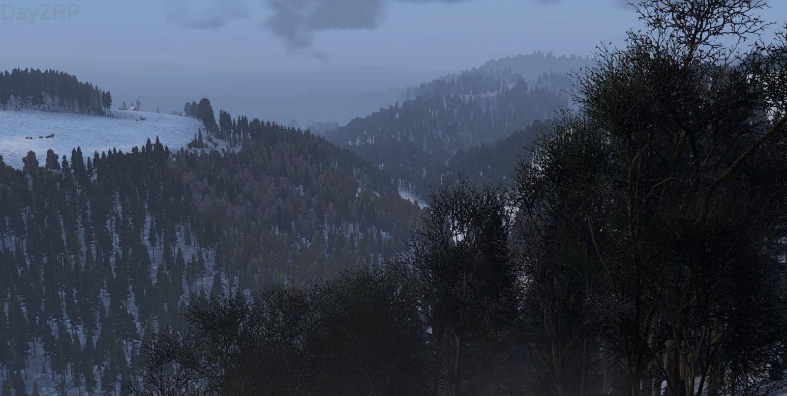 -Misty Mountains-