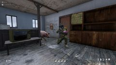 Jeffrey the pig and Lieutenant Colonel Zac Brannigan