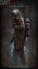 Artyom Tarkov Poster
