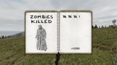 Zombies killed
