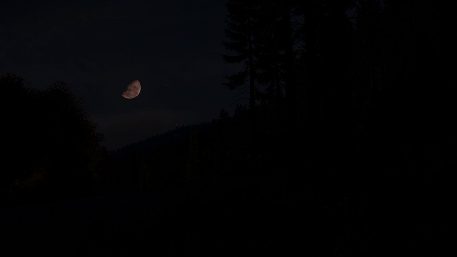 ♫ I see a bad moon rising ♫
