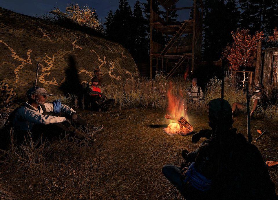 Good Ole Campfire RP