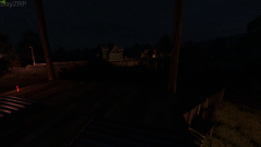 Rainy Night in Pustoshka