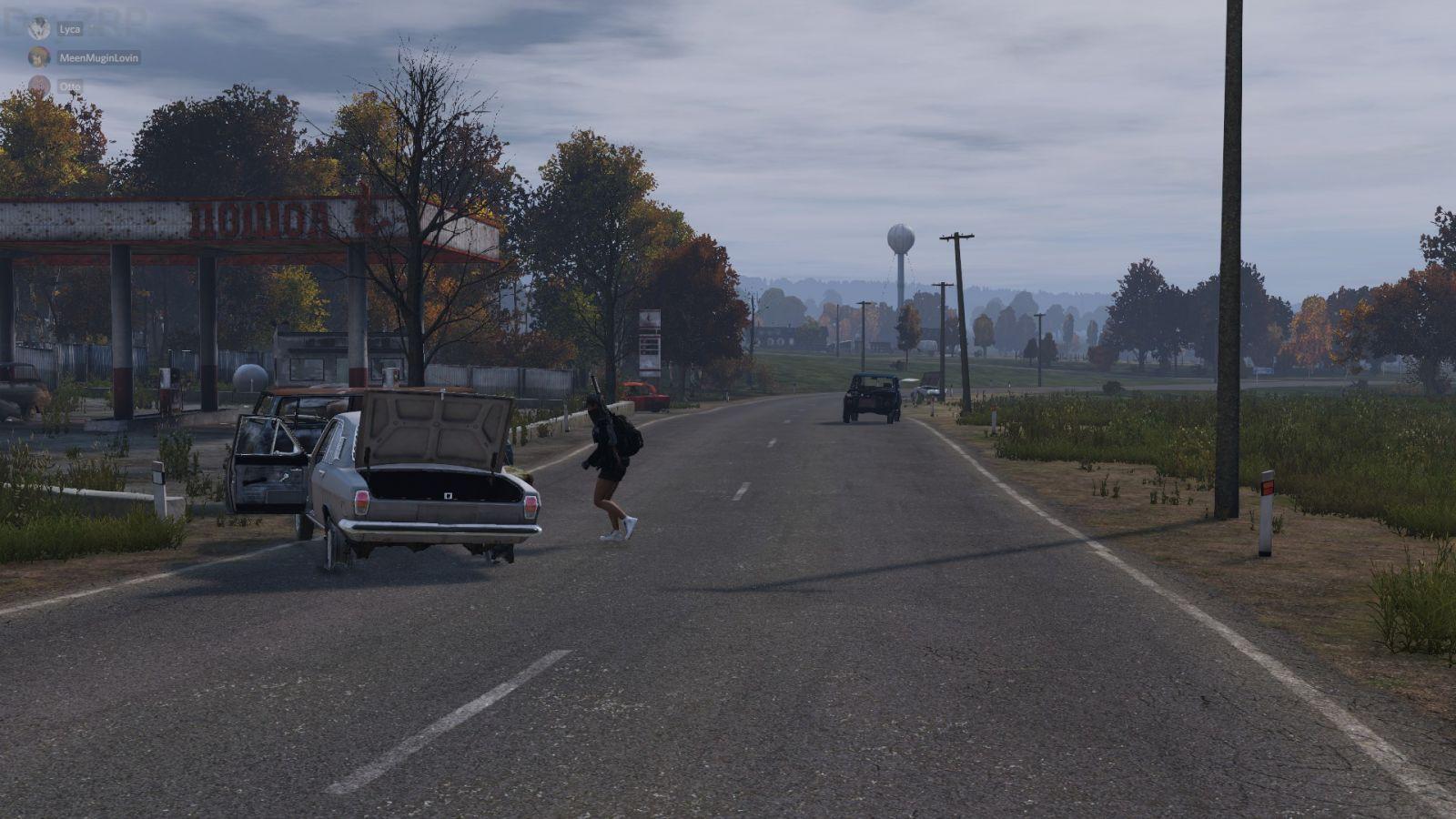 Car crashes 2