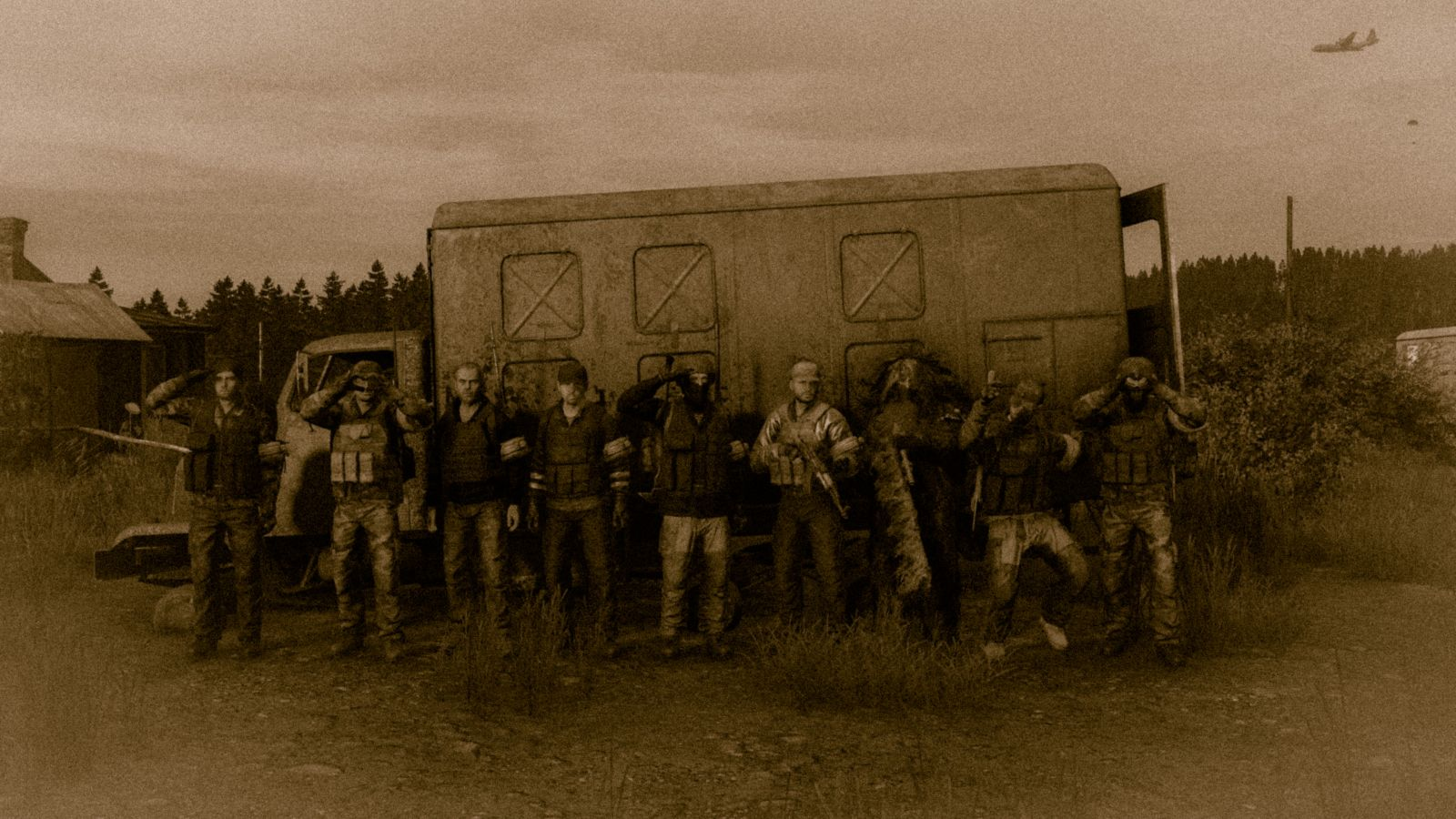 The Sentinels!