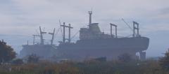 U.S.S big fucking ship