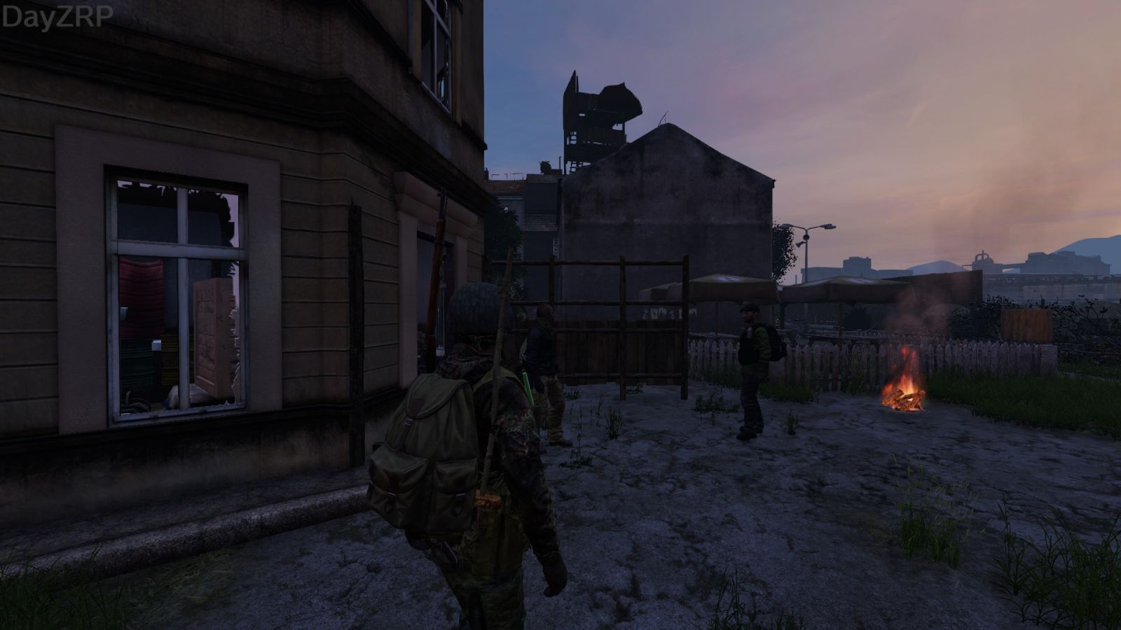 Visited cherno trading post