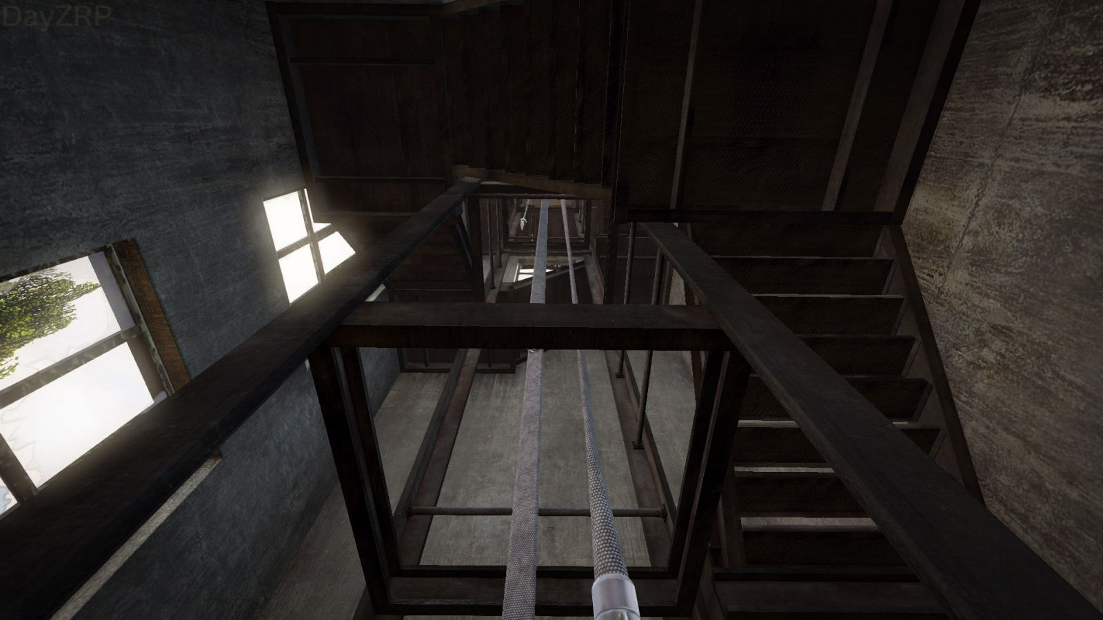 Fire Station Tower (Interior)