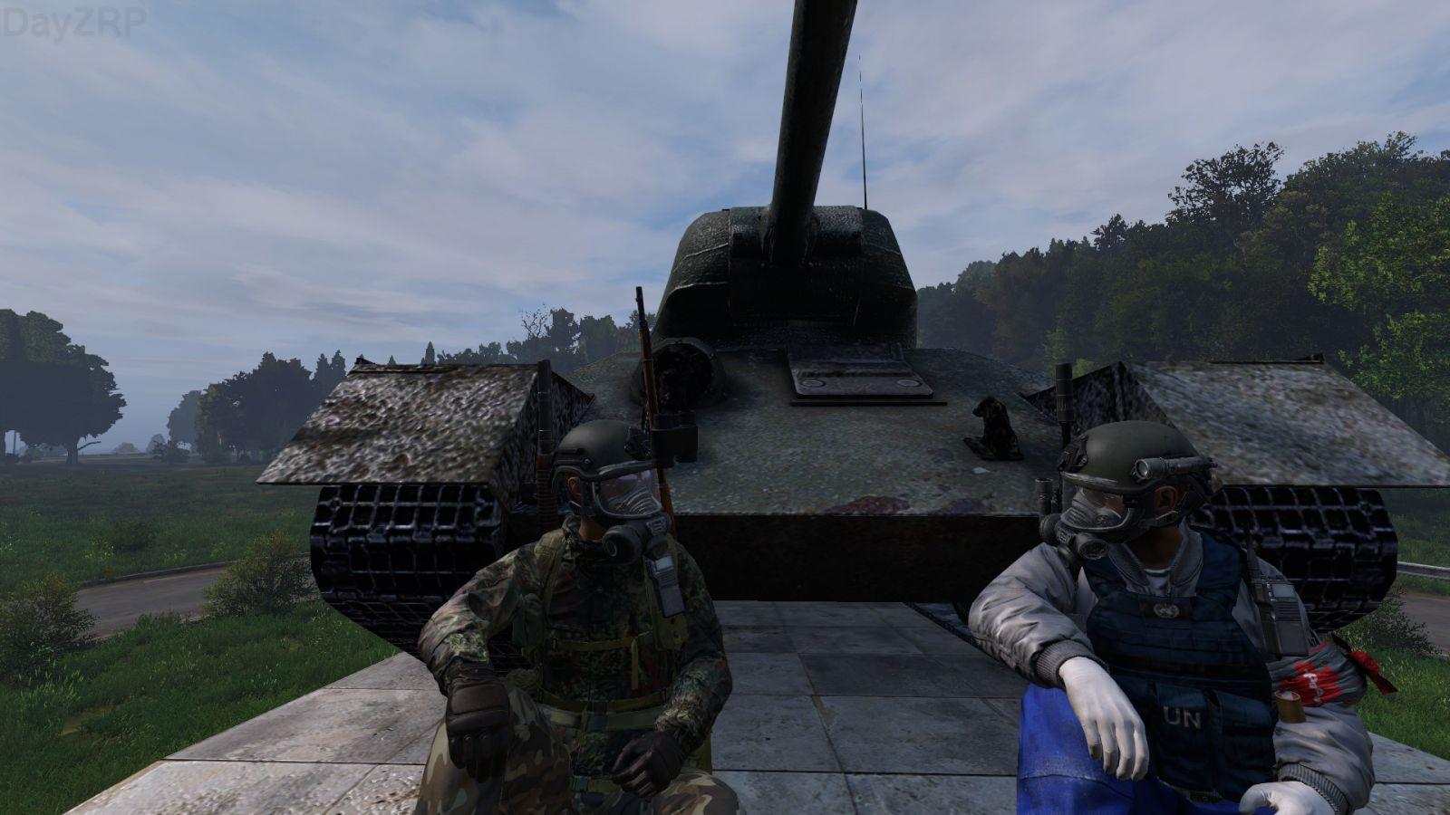 Tank stories