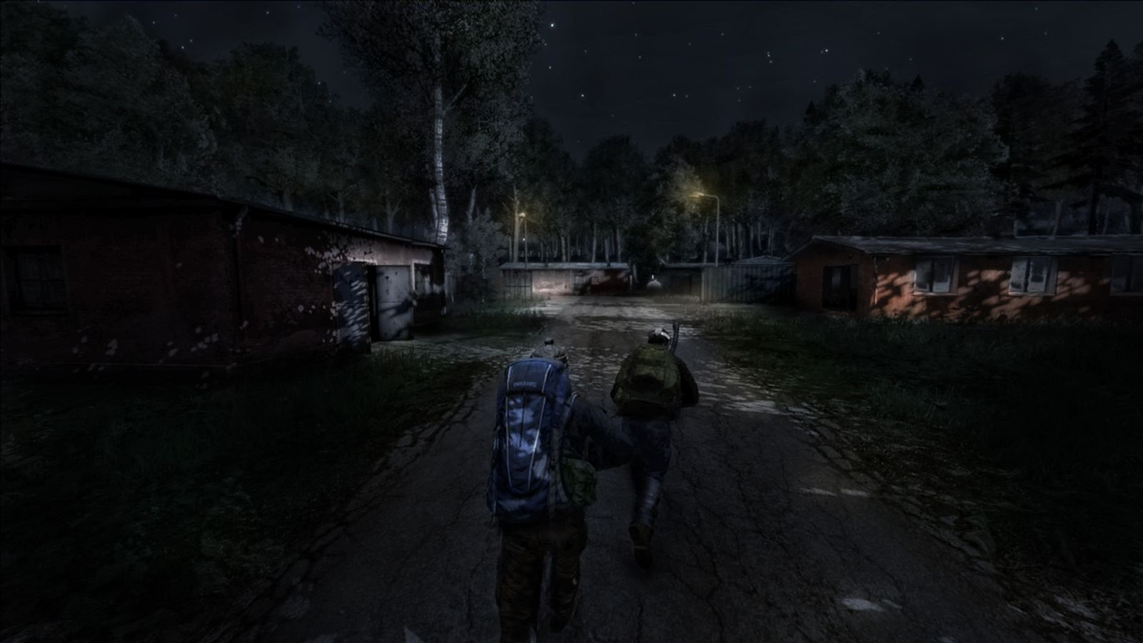 What a new renderer could possibly make night look