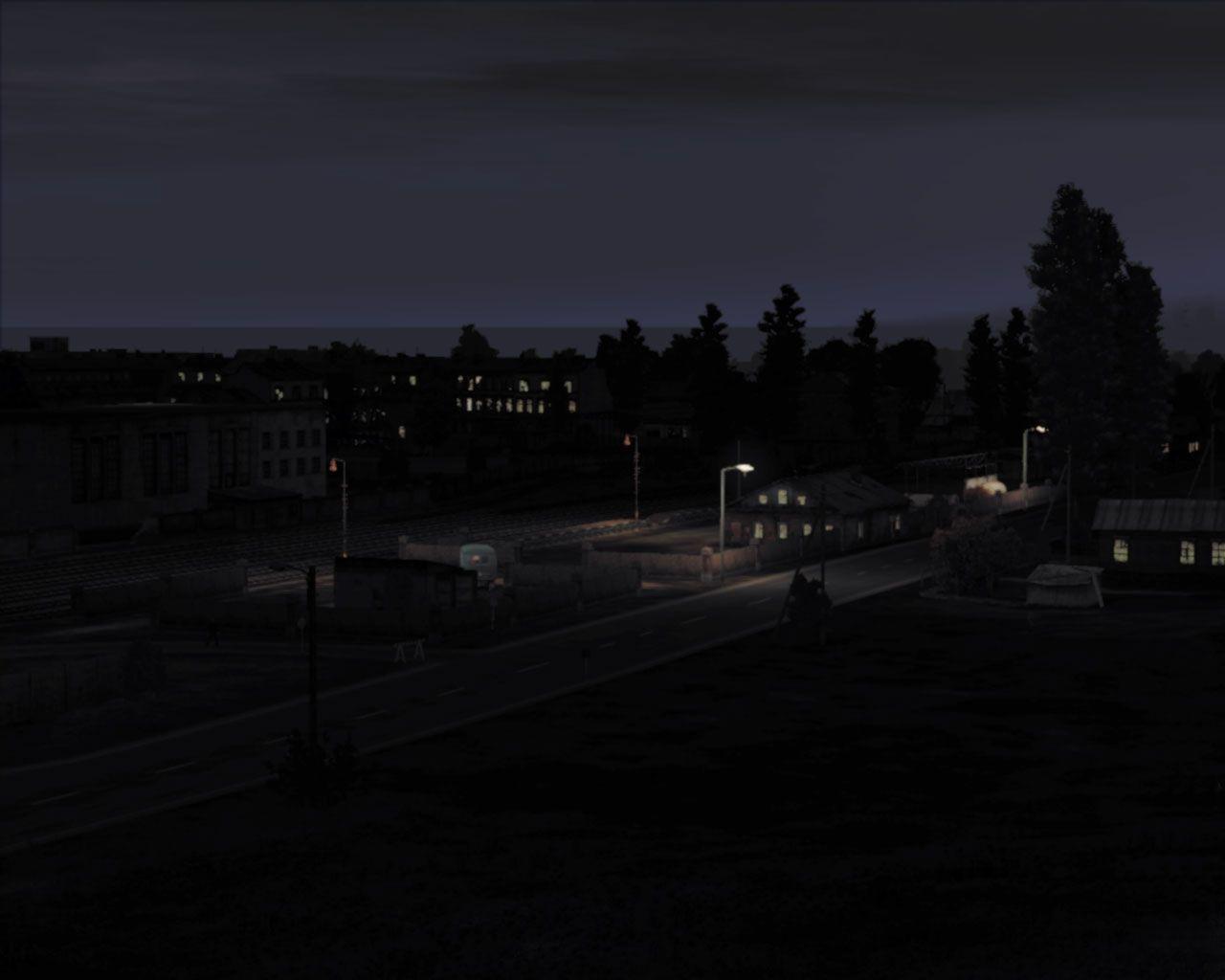 Dayz With Street Lights