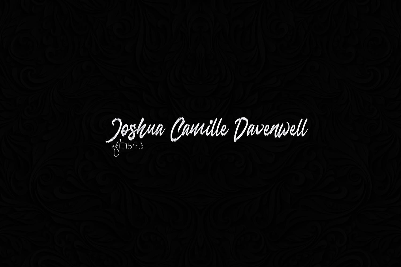 Joshua Davenwell