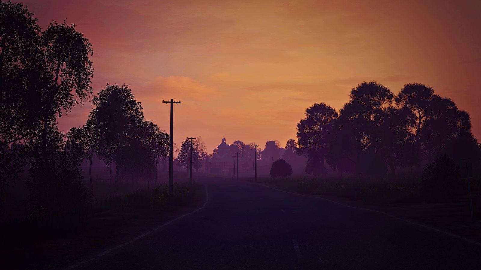 Thorofare Dawn