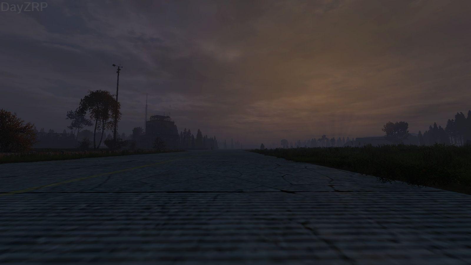 Sunrise - Deer Isle Airfield