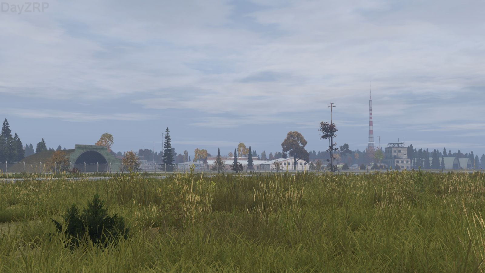 Airfield shot