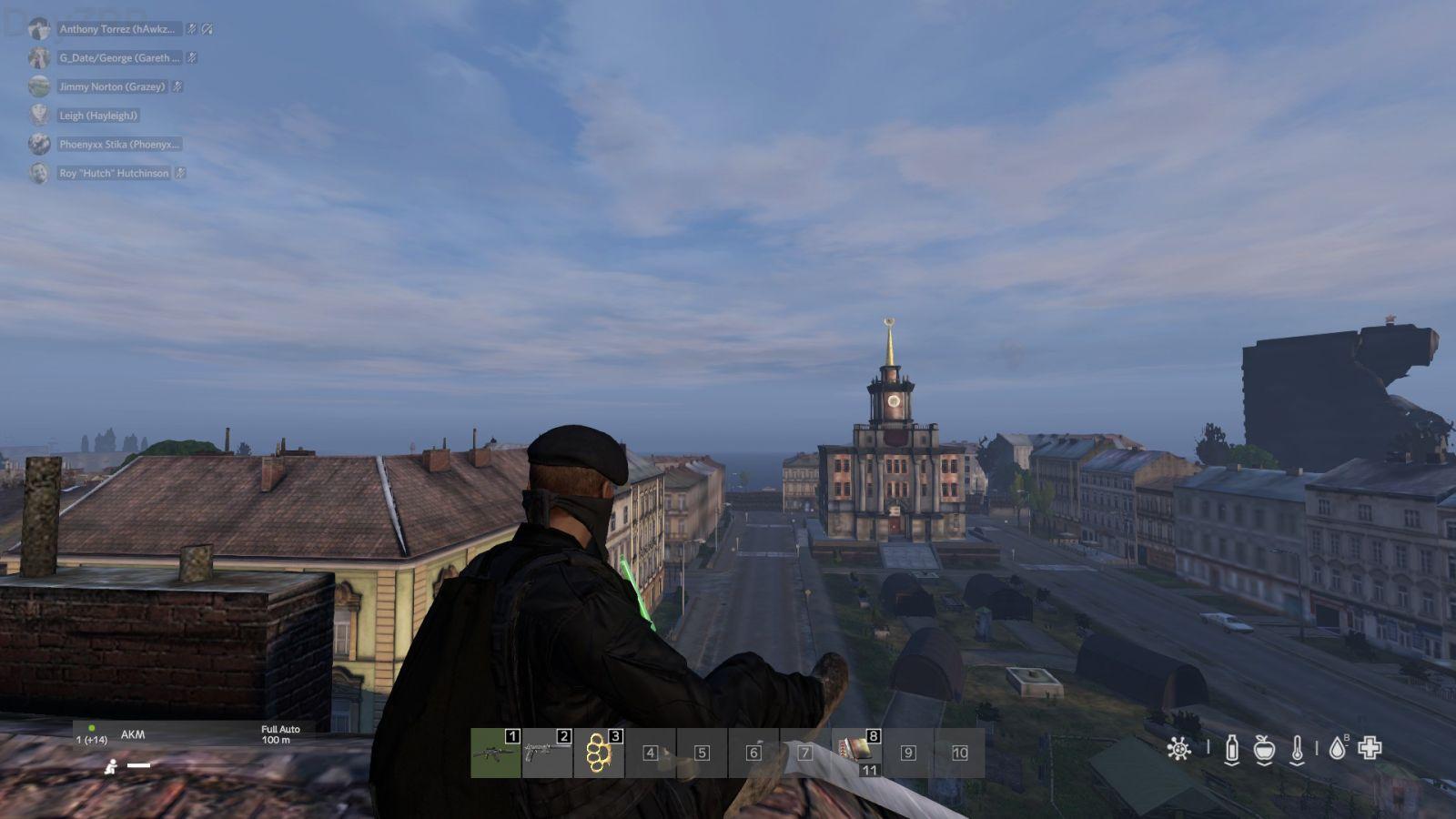 Taking in the view back in cherno.jpg