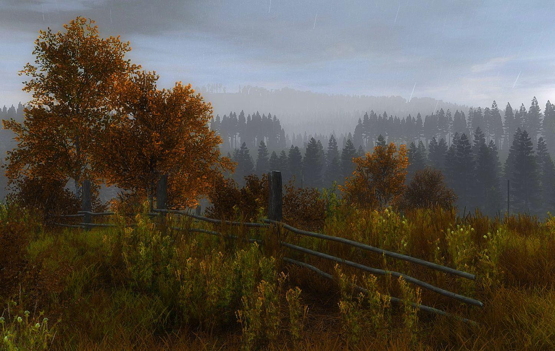 Autumn in Chernarus