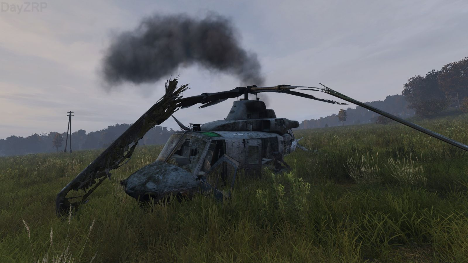 Heli Crash