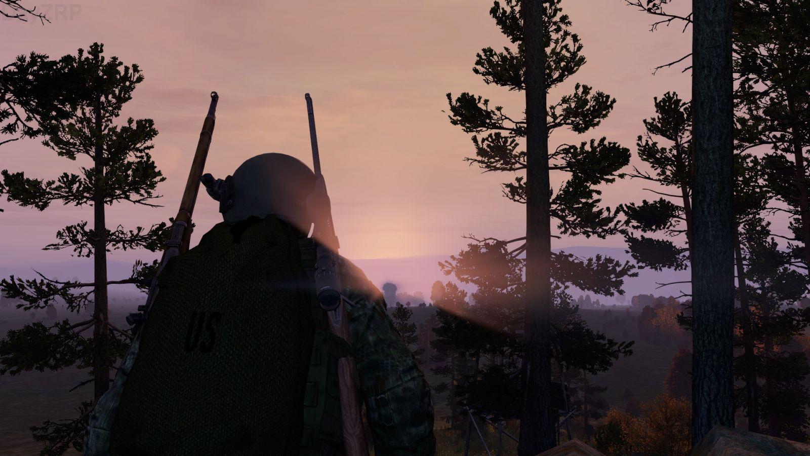 The last sunset ...