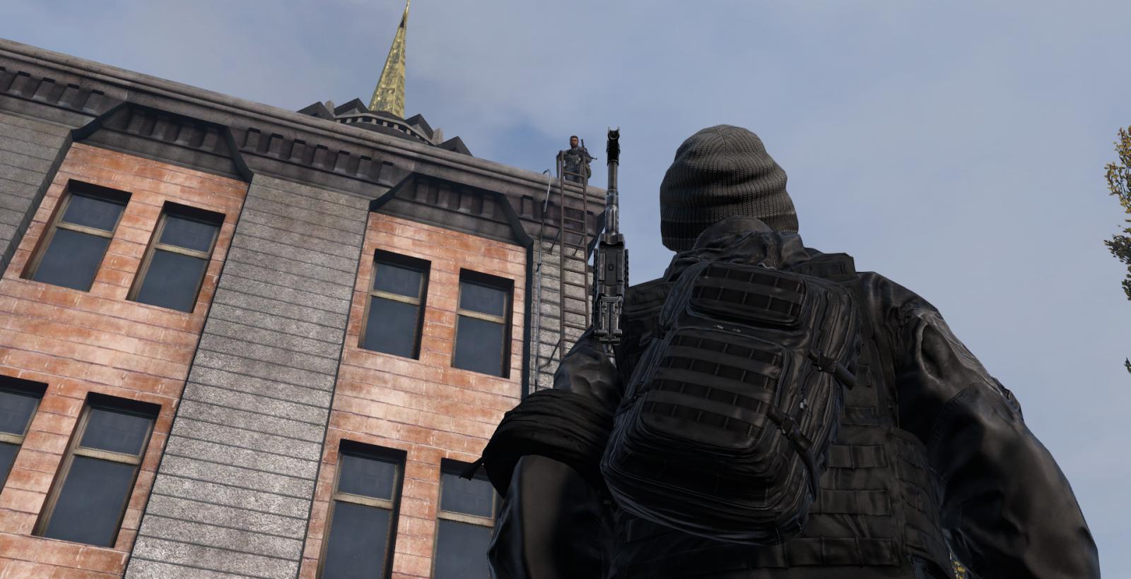 Crazy german sniper