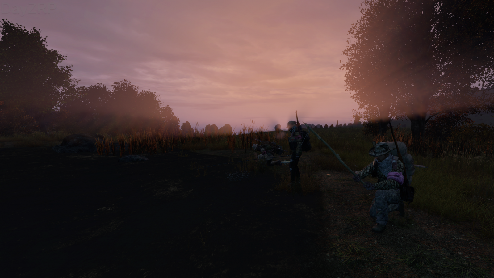 Late night/early morning fishing trip