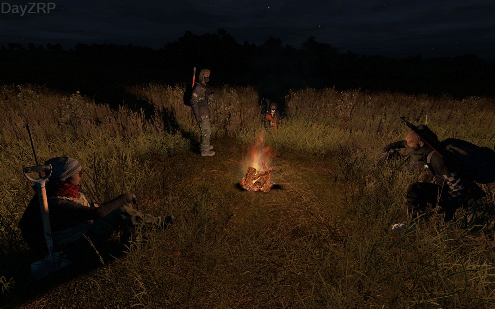 Good old campfire