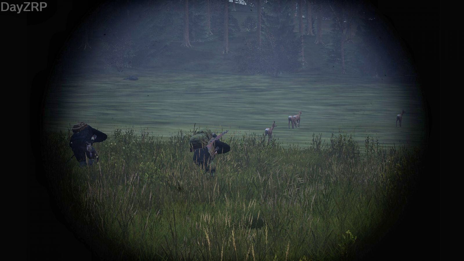 Are we the hunters? Or are we the prey?