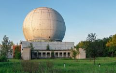 Some Soviet Building....