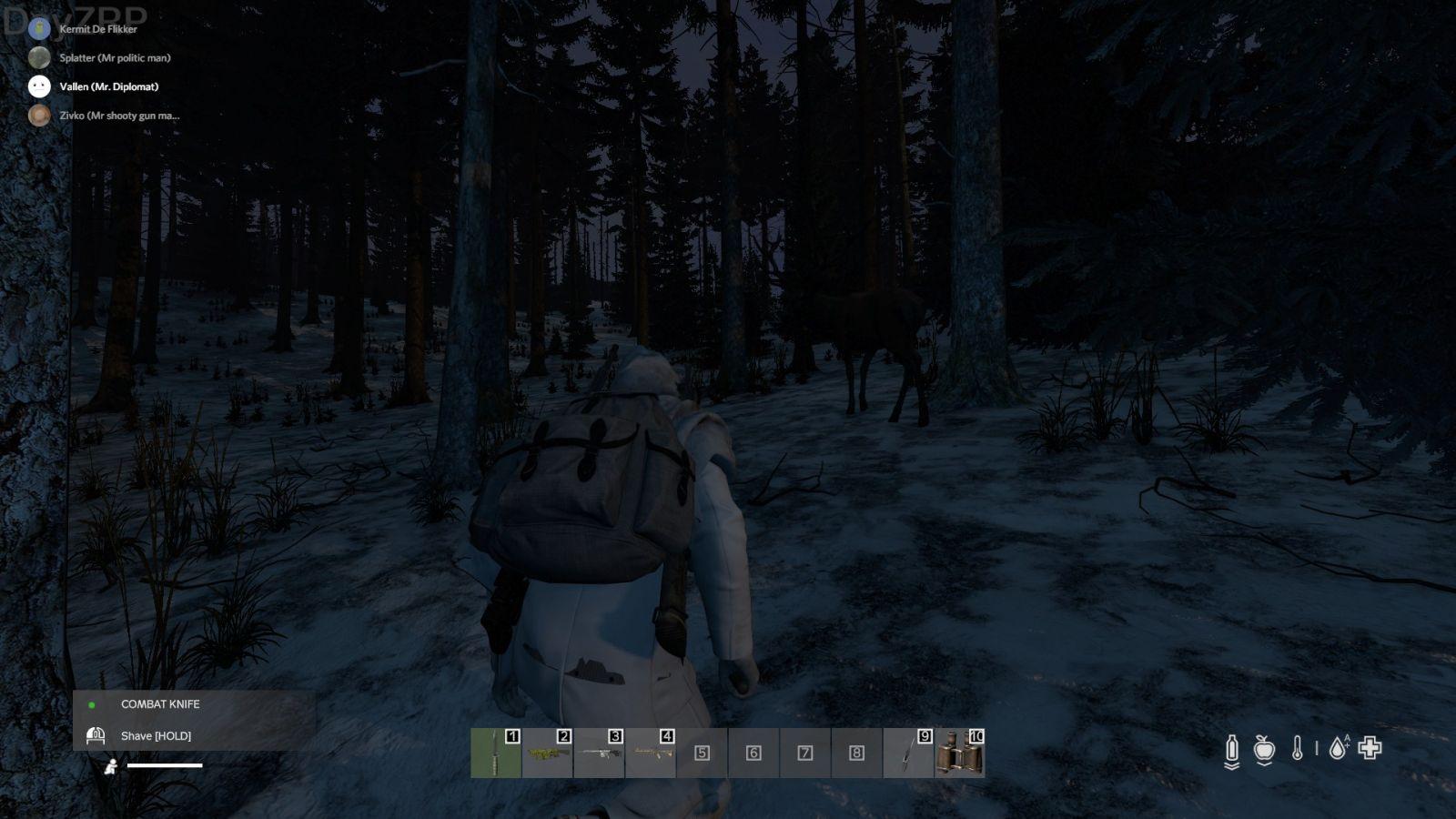 Deers seem to let you get very close.